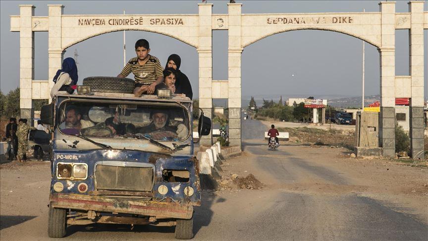 Afrin halkının yaraları Türkiye'nin yatırımlarıyla sarılıyor