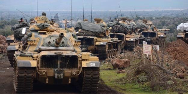 'Afrin ve Menbiç yetmez, Kuzey Irak'a kadar...'