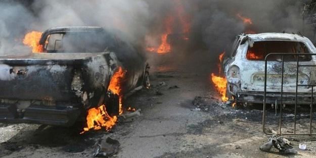 Afrin'de düzenlenen kalleş saldırının failleri yakalandı