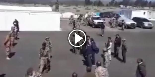 Afrin'de kritik gelişme! 400 asker yola çıktı