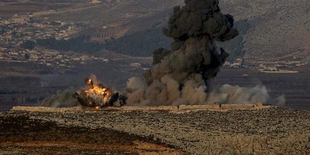 Afrin'de kritik gelişme! Son köy de alındı