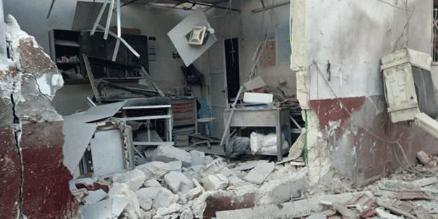 Afrin'deki Şifa Hastanesi'nin sahibinden açıklama! 'Sadece kadınlar ve çocuklar tedavi görüyordu'