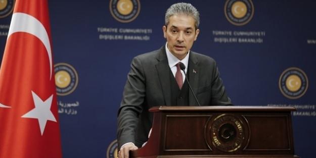 """""""Afrin'den çekilin"""" demişlerdi... Türkiye'den Arap Birliği'ne sert tepki!"""