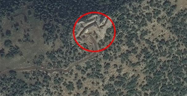 Afrin'den son dakika! Uydudan görüldü ve...
