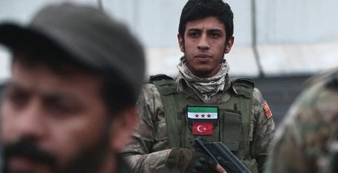 AFRİNLİ 'KÜRT ŞAHİNLER' TERÖR ÖRGÜTÜ YPG/PKK'YA KARŞI SAVAŞACAK