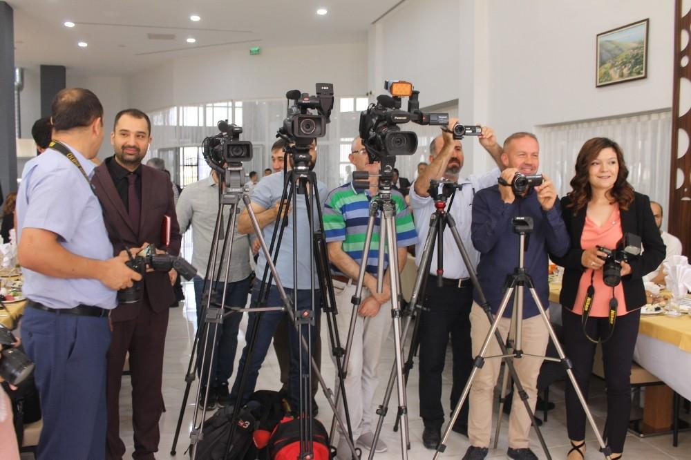 Afyonkarahisar'da Basın Bayramı kutlandı
