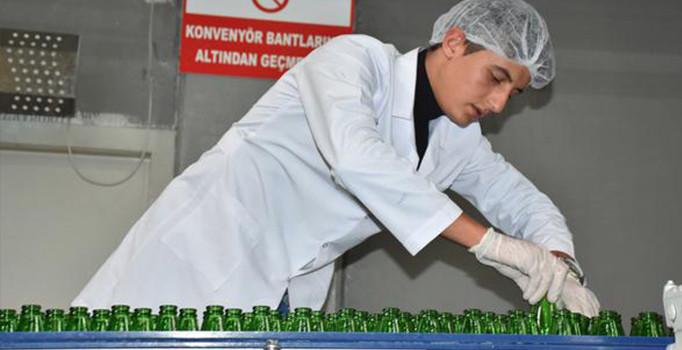 Afyonkarahisar'da boşa akan maden suyu ekonomiye kazandırıldı