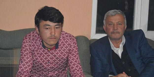Afyonkarahisar'da darp edilen Afganistan uyruklu Beghzadeh'den kan donduran sözler!