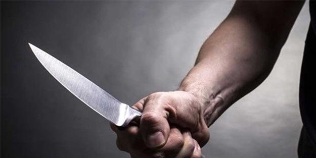 Ağabeyini öldüreni bıçakladı