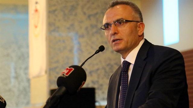 Ağbal: Şantaj parası devlete geçecek
