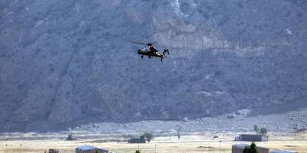 Teröristler Ağrı Dağı'nda sıkıştı!