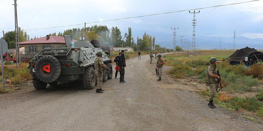 Ağrı Dağı'nda PKK'ya büyük darbe vuruldu