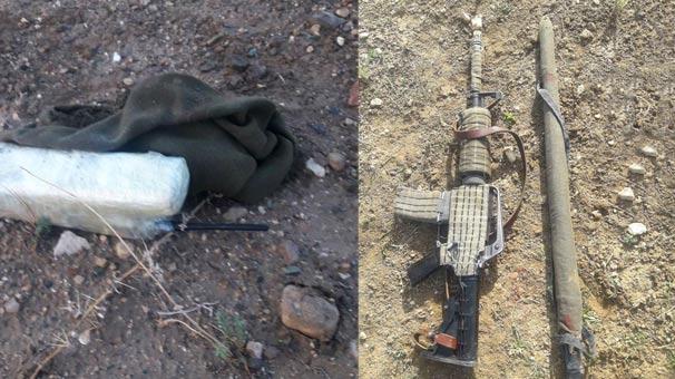 Ağrı'da doğalgaz boru hattına sabotaj hazırlığındaki terörist öldürüldü