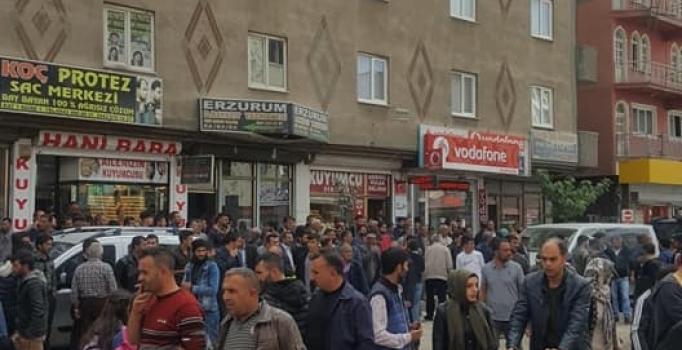 Ağrı'nın Doğubayazıt ilçesinde 3 kardeşe silahlı saldırı: 1 ölü, 2 yaralı