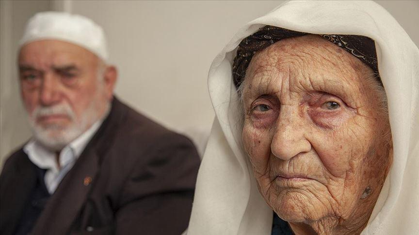 Ahıska Sürgünü'nün 75 yıllık acısı unutulmadı