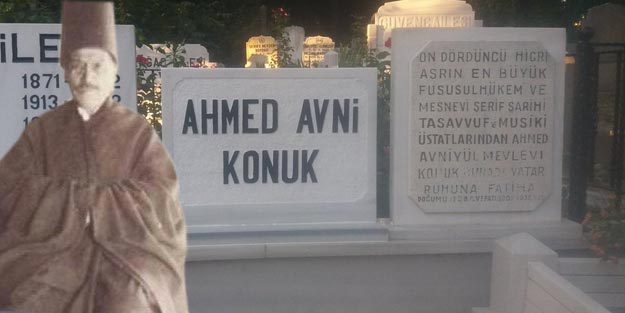 Ahmed Avni Konuk kimdir nerelidir? Ahmed Avni Konuk eserleri neler?