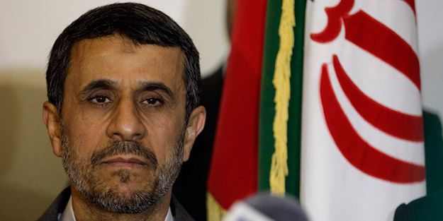 Ahmedinejad'dan zehir zemberek açıklama!