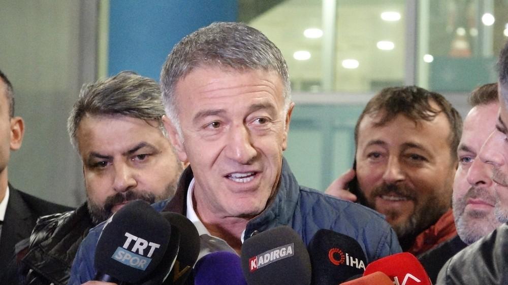 """Ahmet Ağaoğlu: """"Ünal Karaman, ayrılmayı kafasına koymuştu"""""""