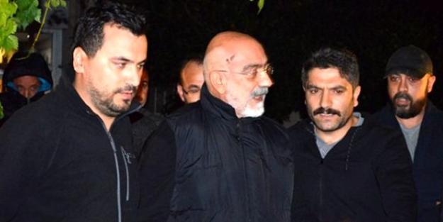 Ahmet Altan'ın gözaltı için gelen polislere ne dediği ortaya çıktı