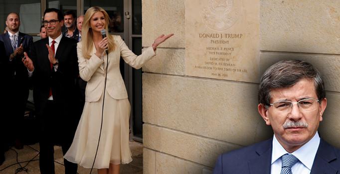 Ahmet Davutoğlu: ABD'nin Kudüs adımı tek kelime ile provokasyondur