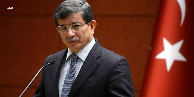 Ahmet Davutoğlu AK Parti'den istifa etti   Ahmet Davutoğlu kimdir?