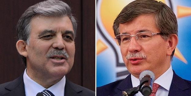 Ahmet Davutoğlu ve Abdullah Gül AK Parti toplantısına katılmadı