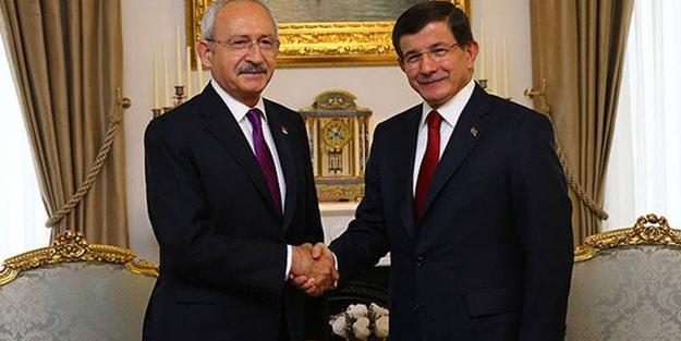 Ahmet Davutoğlu'na yakın gazeteye CHP fonu