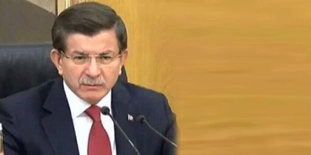 Ahmet Davutoğlu'ndan Barış Pınarı Harekatı açıklaması