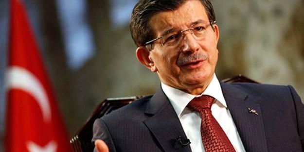 Ahmet Davutoğlu'ndan iddialara yalanlama!