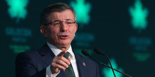 Ahmet Davutoğlu'ndan tepki çeken koronavirüs önerisi