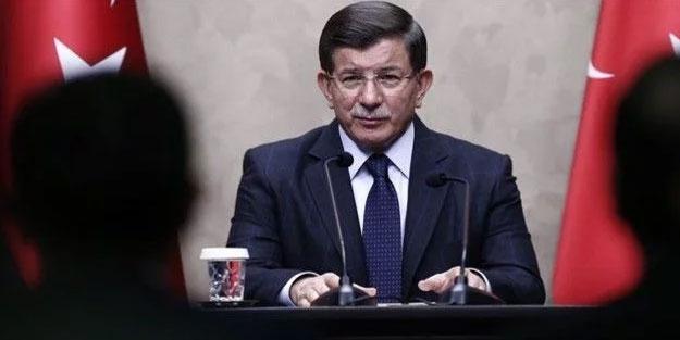 Ahmet Davutoğlu'ndan yeni parti cevabı!