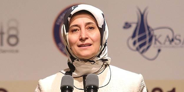 Ahmet Davutoğlu'nun eşi Sare Davutoğlu'dan açıklama