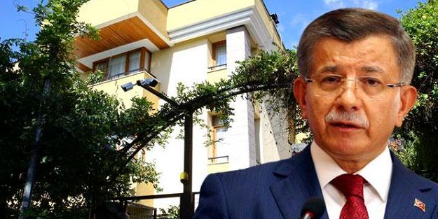 Ahmet Davutoğlu'nun istifasında 'yeni parti binası' detayı