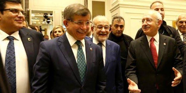 Ahmet Davutoğlu'nun kuracağı partinin logosu ne?