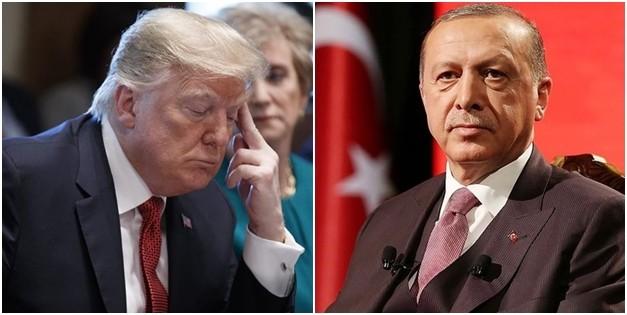 Trump'ın densizliğine Türkiye'den kapak gibi cevap!