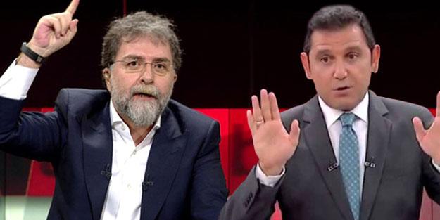 Ahmet Hakan ile Fatih Portakal arasında 'terörist' kavgası!