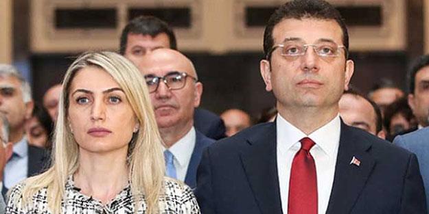 Ahmet Hakan, İmamoğlu'nun eşini ti'ye aldı