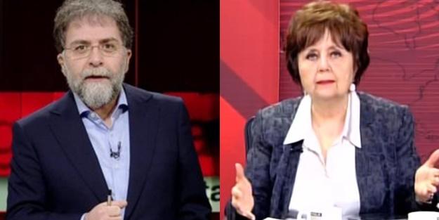 Ahmet Hakan ve Ayşenur Aslan birbirine girdi: Buna bir çift laf etmem farz oldu!