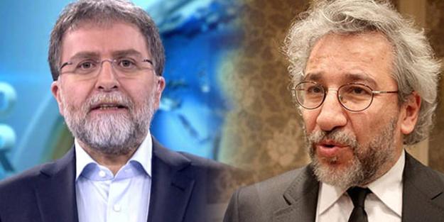 Ahmet Hakan ve Can Dündar arasında 'kucağa oturma' tartışması