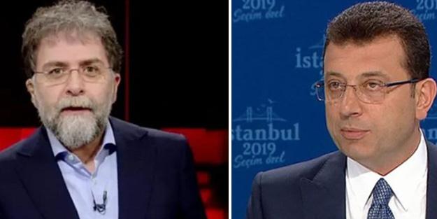 Ahmet Hakan'dan Ayasofya kararına sessiz kalan Ekrem İmamoğlu'na olay yorum