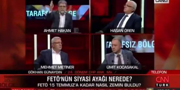 Ahmet Hakan'dan, CHP'li vekile sert tepki: Çok terbiyesizsiniz!