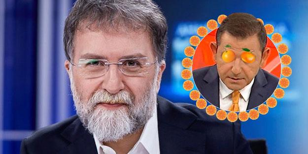 Ahmet Hakan'dan Fatih Portakal'a sert sözler!