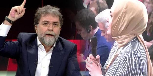 Ahmet Hakan'dan Hilal Kaplan açıklaması: Hakkınız değil, bir şey derim