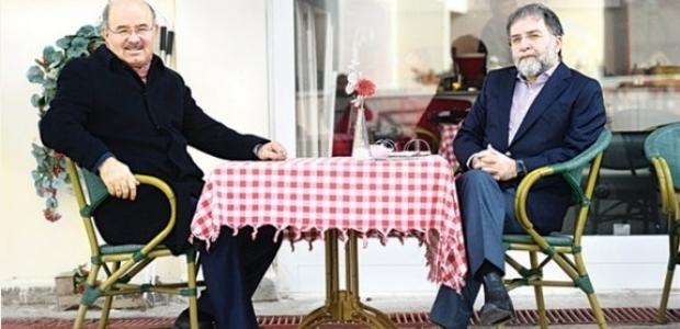 Ahmet Hakan'dan Hüseyin Çelik'e 'paralel' sorusu