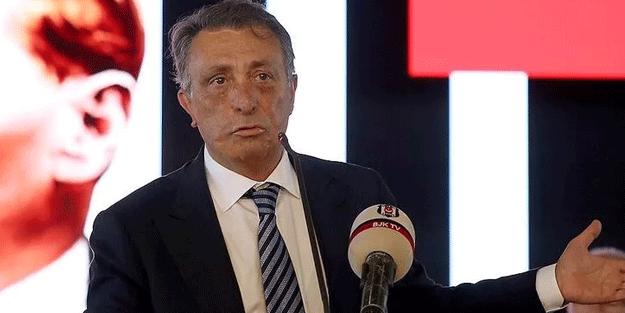 Ahmet Nur Çebi, Beşiktaşlılara kötü haberi duyurdu