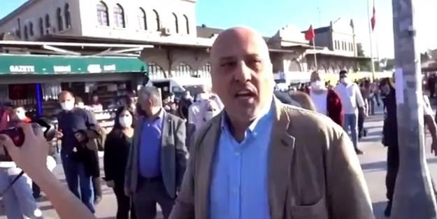 Ahmet Şık'tan Cumhurbaşkanı Erdoğan'a skandal tehdit!