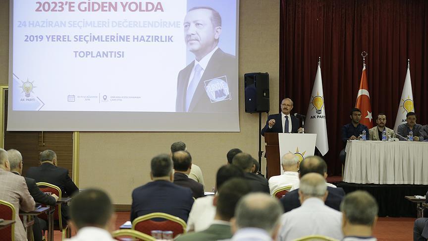 Ahmet Sorgun: Yerel seçimler zamanında olacak