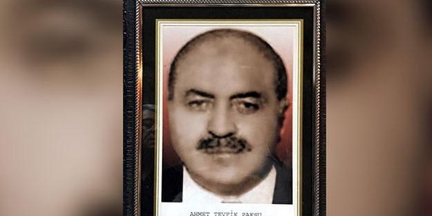 Ahmet Tevfik Paksu