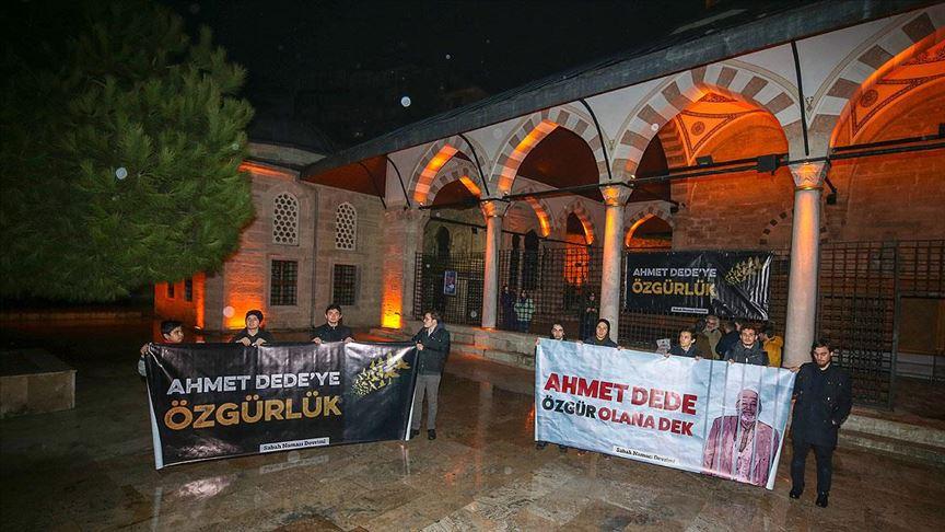 Ahmet Turan Kılıç için tahliye çağrısı