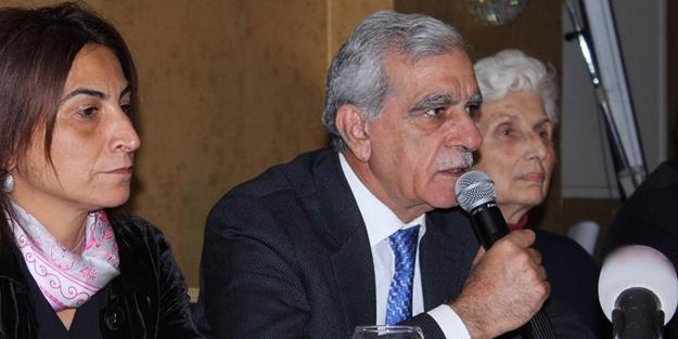 Ahmet Türk inkar etti: HDP'den AK Parti'ye kayma olmadı